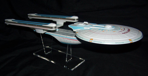 acrylic display stand for Diamond Select USS Excelsior