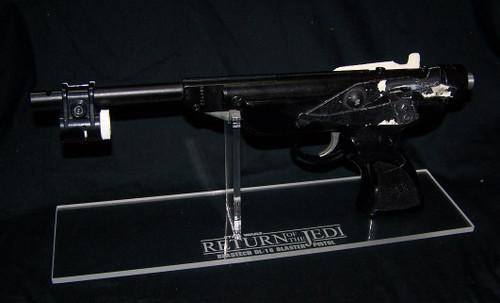 Star Wars DL-18 Skiff Guard Blaster stand