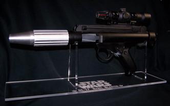 Star Wars Acrylic Blaster Stand