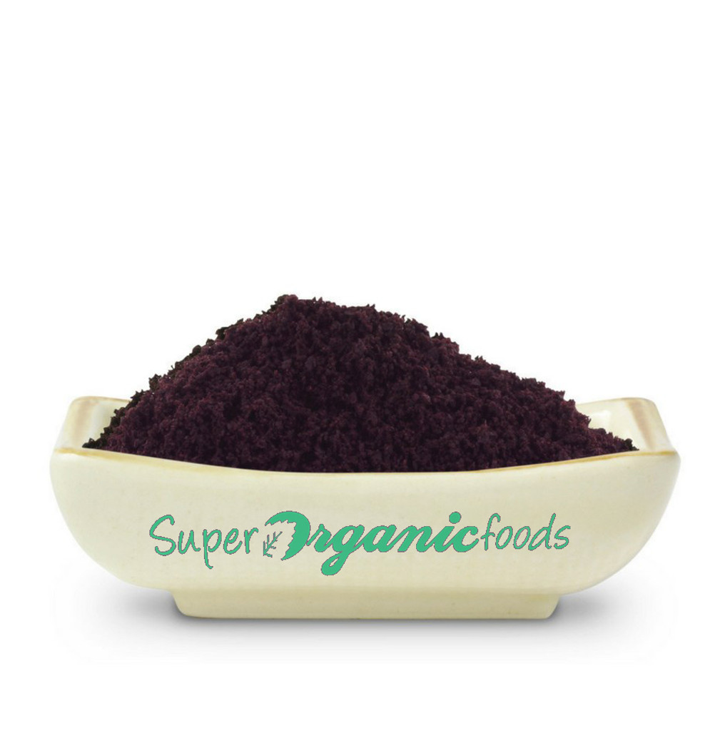 Acai Berry Powder-Organic Freeze Dried