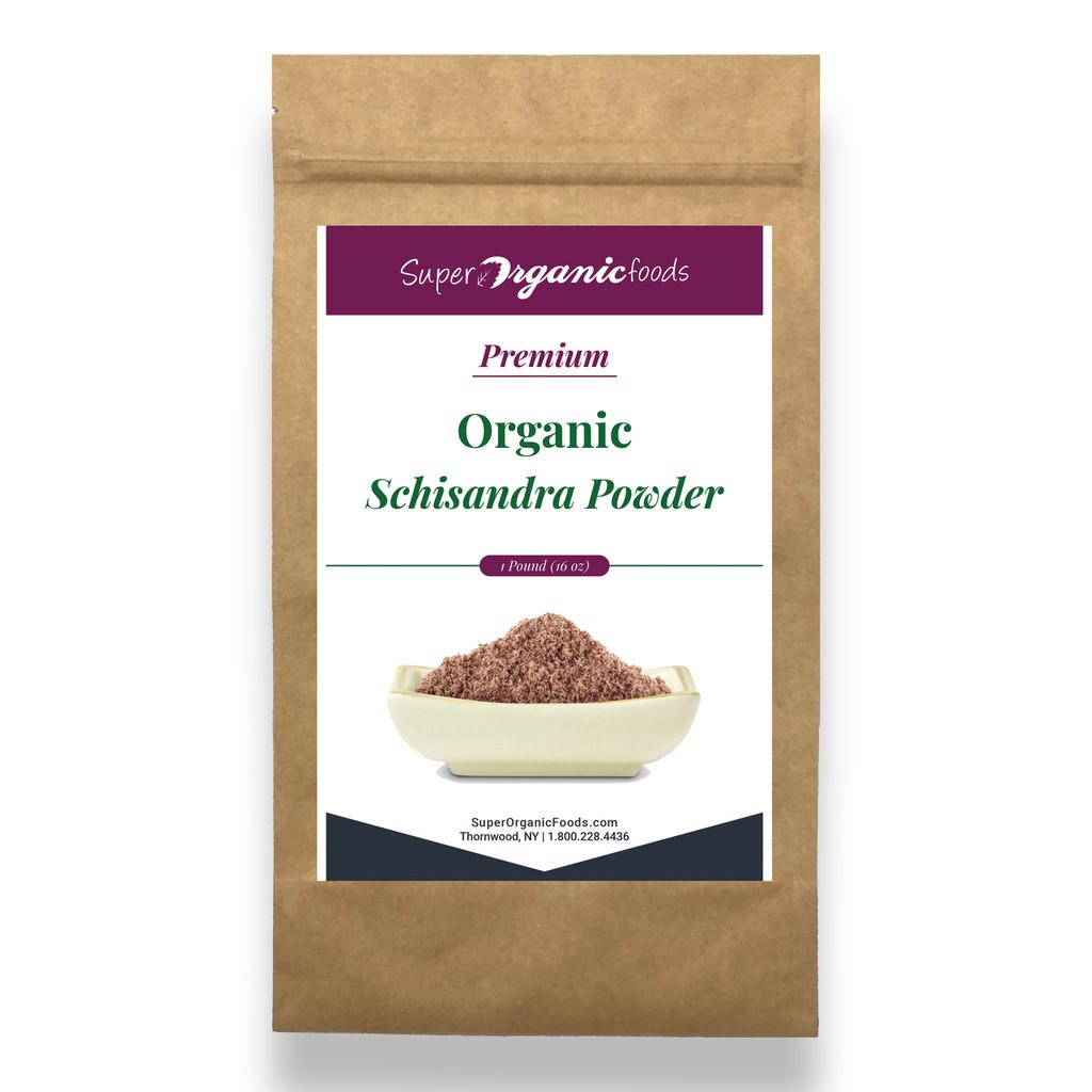 Schisandra Powder-Organic