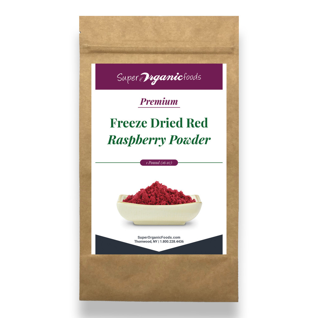 Red Raspberry Powder-Freeze Dried