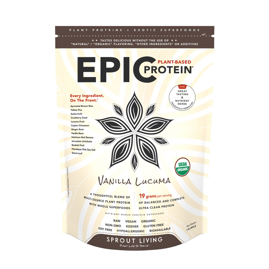 Sprout Living EPIC Protein Powder