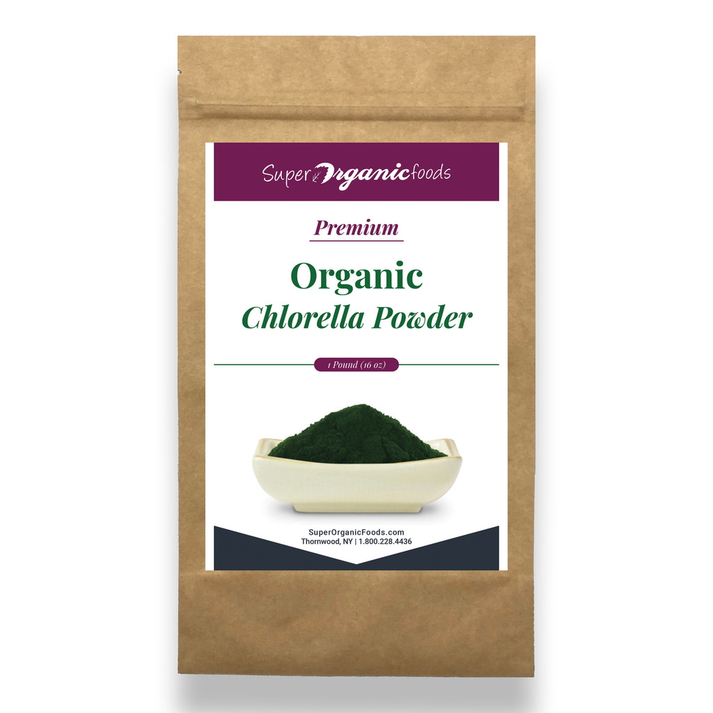 Chlorella Powder-Organic