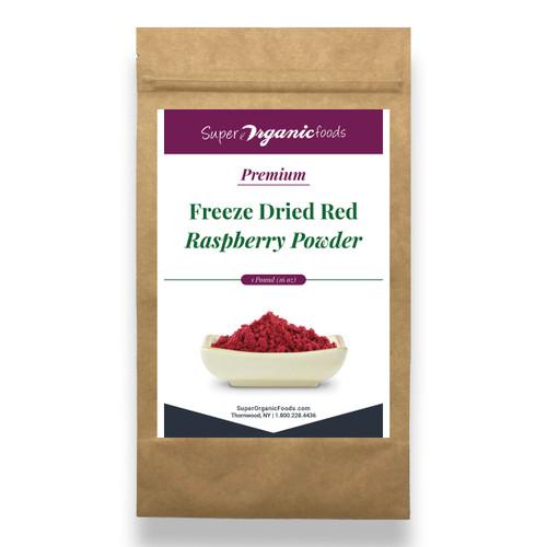 Red Raspberry Powder (Freeze Dried)