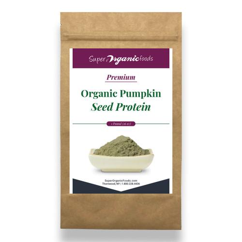 Pumpkin Seed Protein-Organic