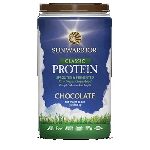 Sun Warrior Raw Vegan Protein Powder