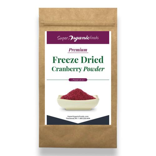 Cranberry Powder-Freeze Dried