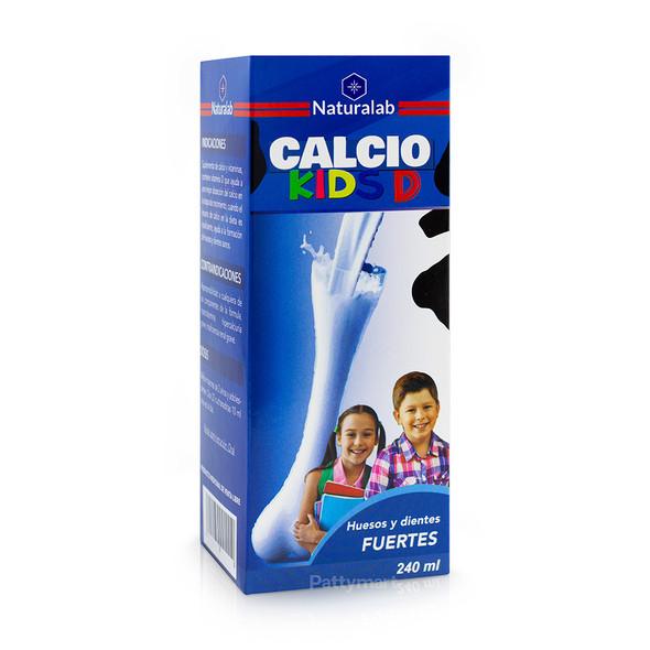 CALCIO KIDS D JARABE 240ml