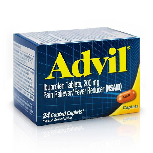 ADVIL CAPS X 24