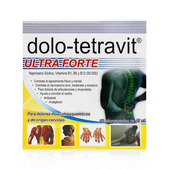DOLOTETRAVIT BEBIBLE X 10
