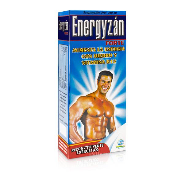 Energyzan Forte Jarabe 240 Ml