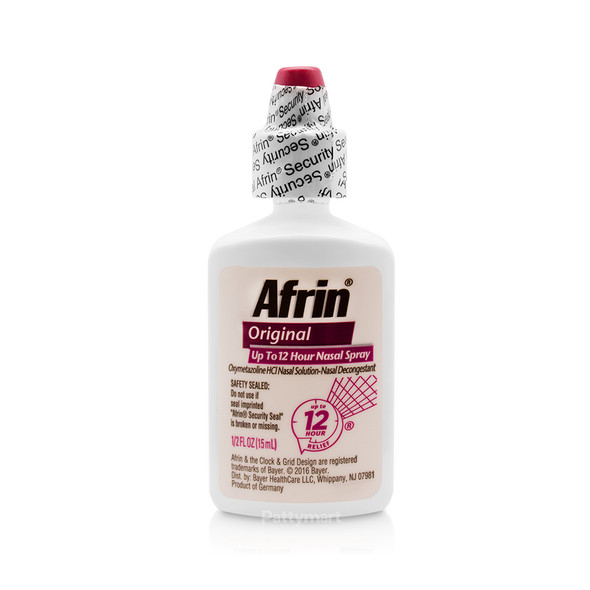 Afrin Spray Nasal .5 Oz