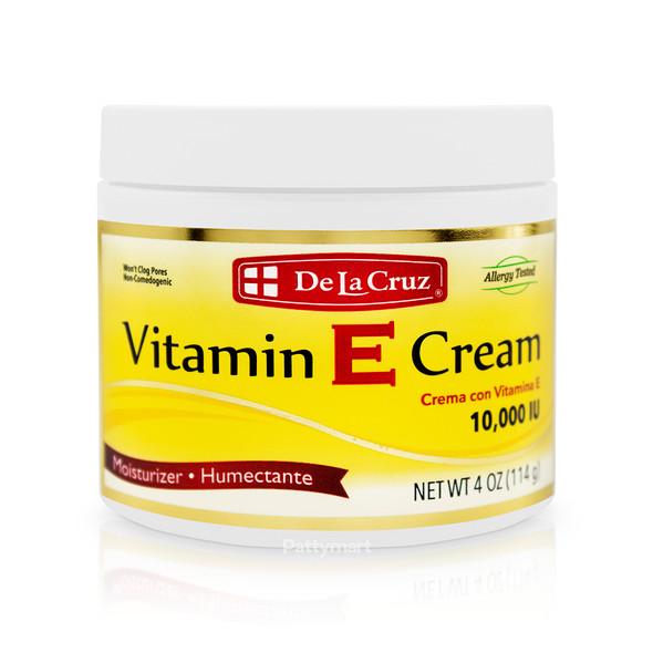 Crema Vitamina E 4 Oz Dlc