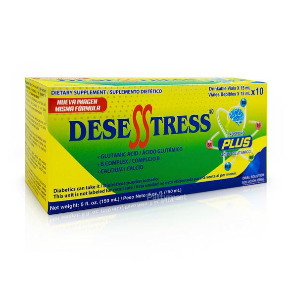 DESESSTRESS VIALES 1/10_Box_Caja