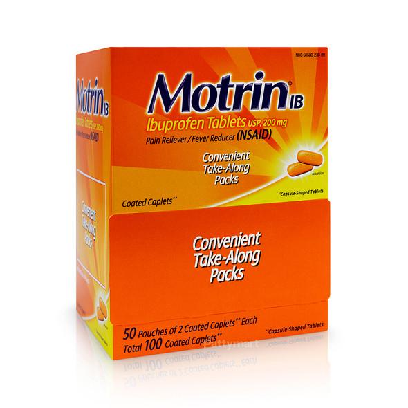 MOTRIN DISPLAY 50 X 2