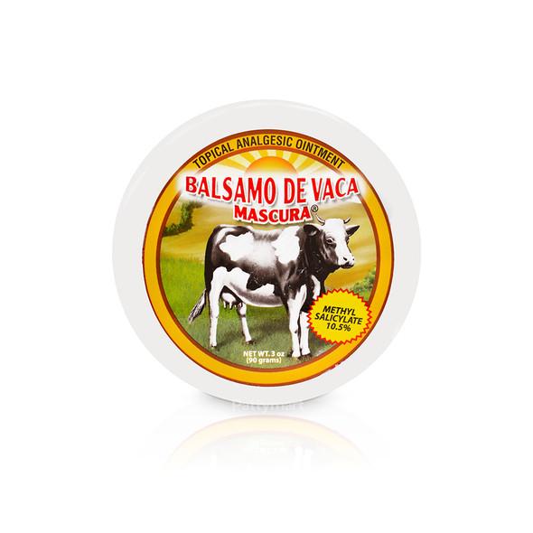 Balsamo De Vaca Mascura 3 oz
