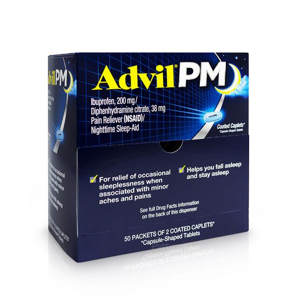 Advil Pm 50 X 2