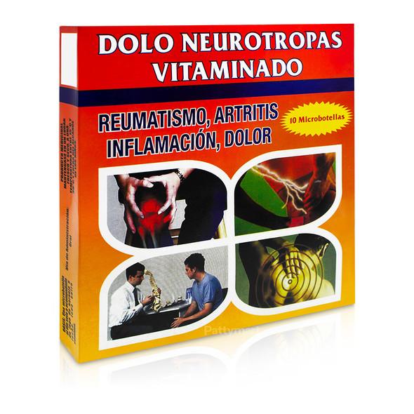 Dolo Neurotropas Bebible X 10
