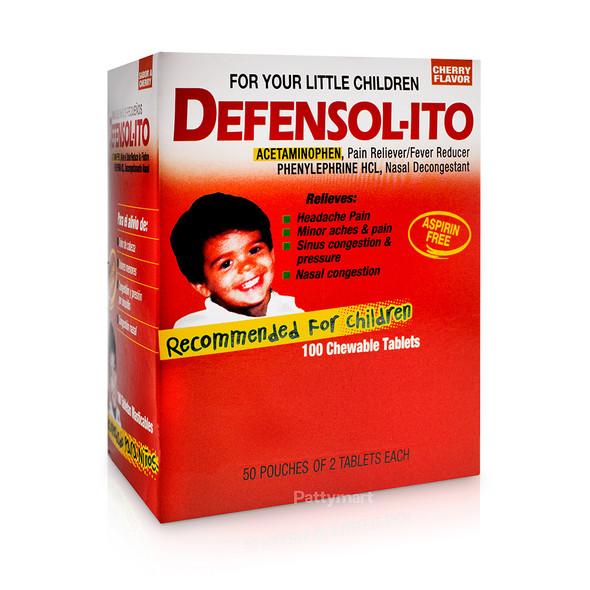 Defensolito Dispenser 100 Tab