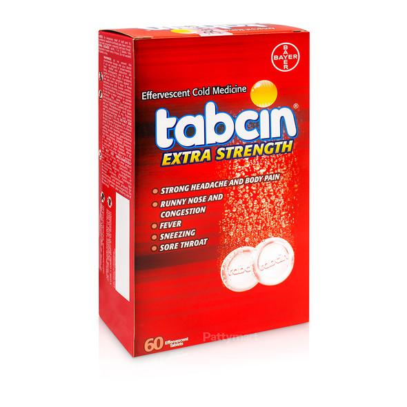 Tabcin Extra Fuerte Rojo Ca