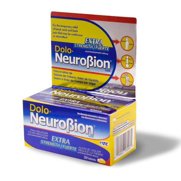Doloneurobion 30 pills_BOX_CAJA