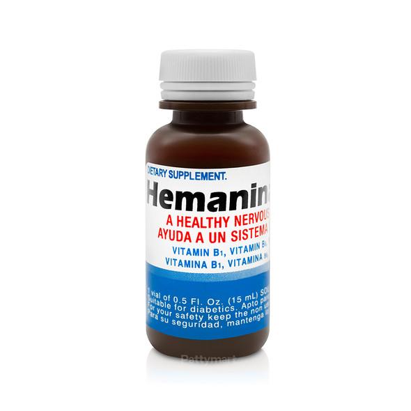 Hemanina Forte 10 Viales