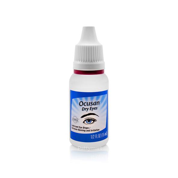 Colirio Ocusan Dry Eyes Azul 0.5 Oz Dlc