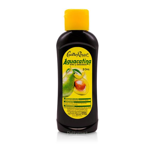 Aguacatina Chica 2 oz Aceite Para Cabello