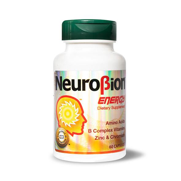 Neurobion energy x 60 caps_Frasco