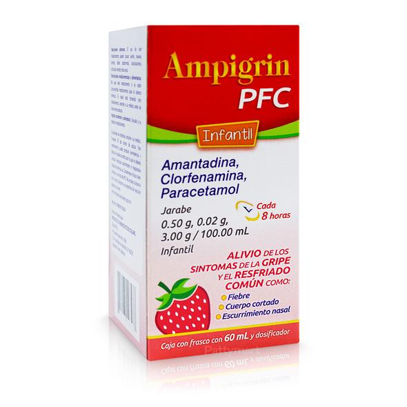 AMPIGRIN PFC INFANTIL JARABE 60ml