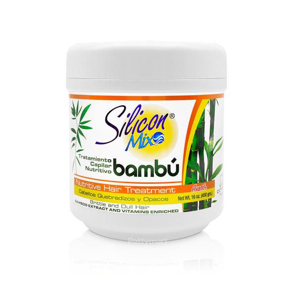 Silicon Mix Bambu Cabello 16 OZ
