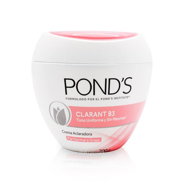 Pond's Clarant B3 Normal-Oily / Crema Aclarante Normal-Grasa 200gr