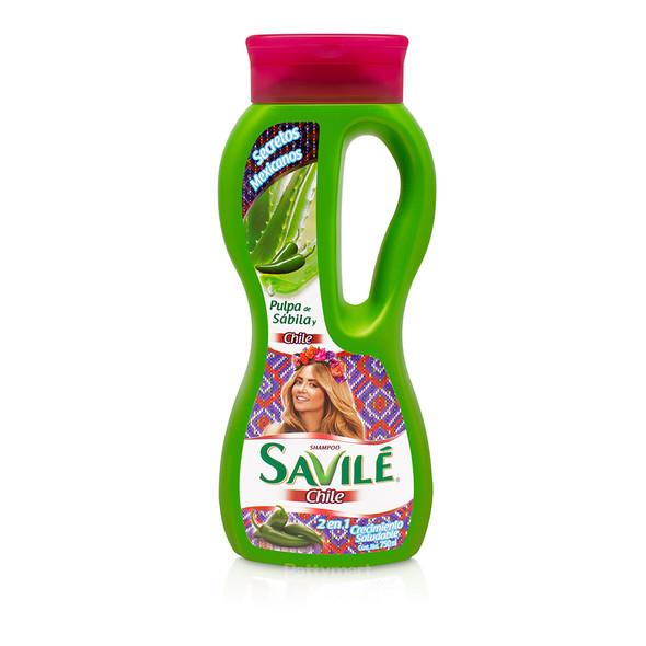 Sh Savile Sábila y Chile 2 en 1 750Ml