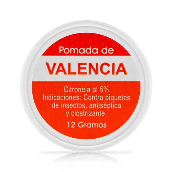 POMADA VALENCIA 12 GR