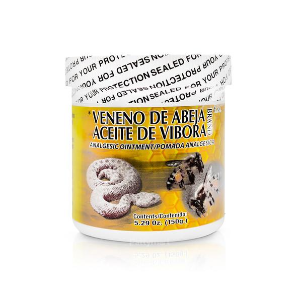 Pomada Veneno Abeja + Aceite Vibora 150 gr Menper