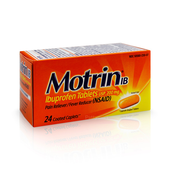 MOTRIN IB X 24 TAB