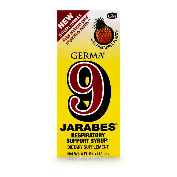 9 Jarabes 4 oz GERMA_Box_Caja1