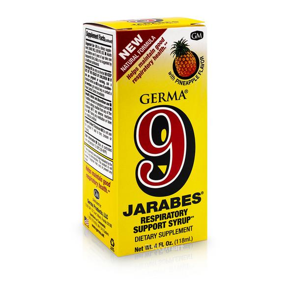 9 Jarabes 4 oz GERMA_Box_Caja2