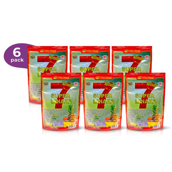 6 Linaza Super 7