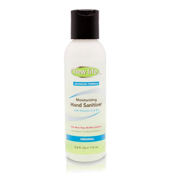 New Life hand sanitizer 3.8 oz_Front