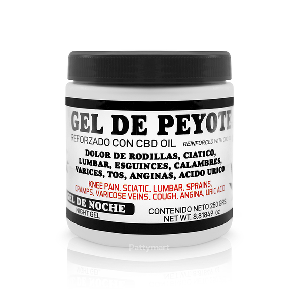 Gel de Peyote (Tapa Negra) 250 Gr