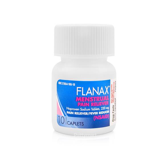 Flanax Menstrual X 10 Caps
