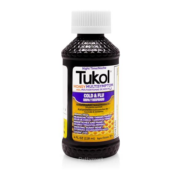 Tukol Jarabe Honey Noche 4 oz
