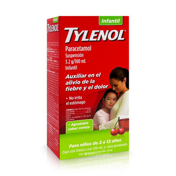 TYLENOL JARABE INFANTIL MX