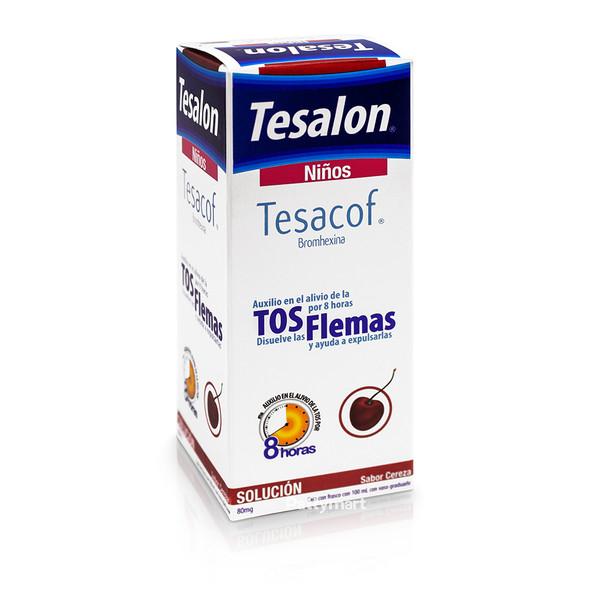Tesalon Children Tesacof Syrup / Jarabe Niños Tesacof 100ml