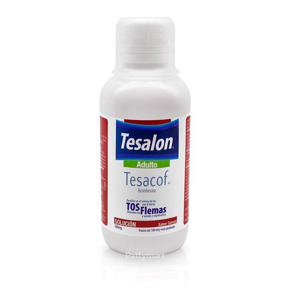 Tesalon Adult Tesacof Syrup / Jarabe Adultos Tesacof 100ml