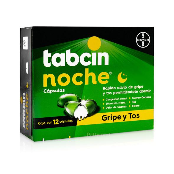 Tabcin Noche X 12 Caps
