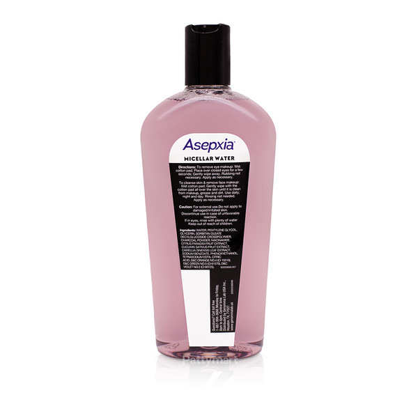 Asepxia Charcoal Micellar Water 13.5 Fo