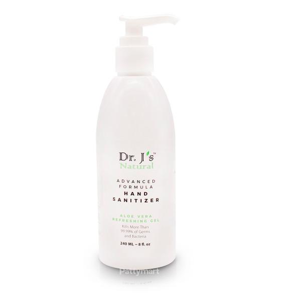 Hand Sanitizer DR J'S Natural 8oz